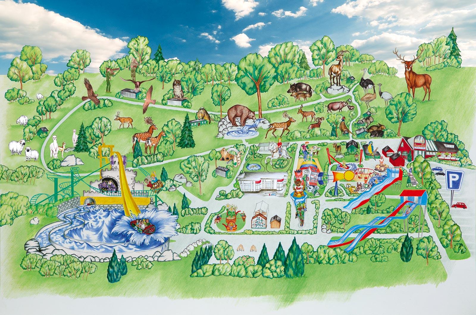 Park map 2020